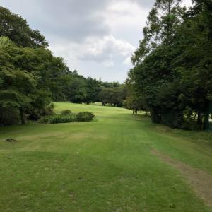 白井ゴルフ林間コースへ行って来ました!