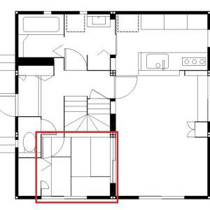 和室というか畳スペースを晒してみる