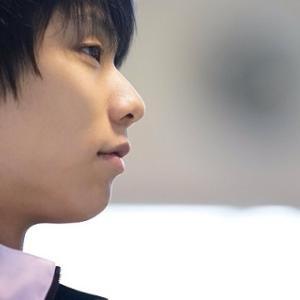 NHK杯公式練習・記者会見