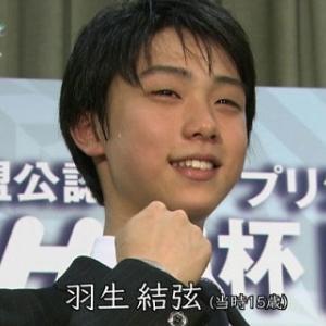 NHK杯、羽生の10年