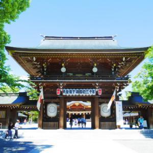 八方塞がりに寒川神社の八方除け!お祓いと神嶽山(かんたけやま)の杜に行きました