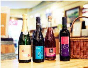 3/20(祝)《 viva wine 》やっぱりワインも見た目が大切!◇ラベル萌えなナチュラルワ