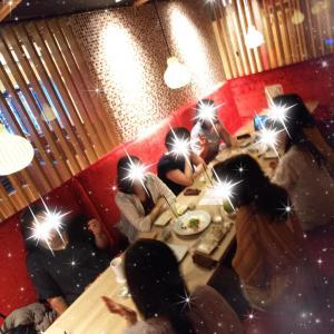 ◆開催報告◆《オシャレ居酒屋 de おとな女子会♪》大人の友活&カジュアル交流会 in 有楽町♪
