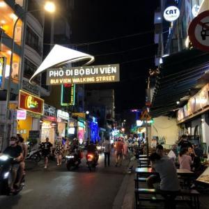 【ホーチミン】ブイビエン通りで飲み歩き★日本でなかなか食べないものにチャレンジ!