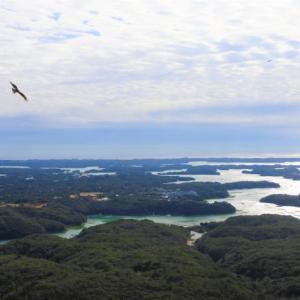 彼と行きたかった場所☆横山展望台から英虞湾を見渡す!
