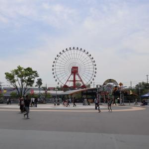 鈴鹿サーキットの遊園地へ(2)