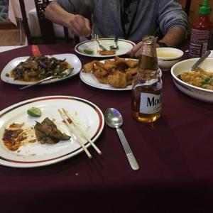 今さらですが中華レストラン「フィエスタ・チナ」に初めて行って来ました。