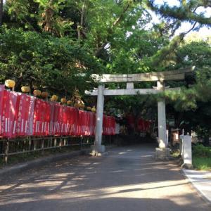 平塚八幡宮に行ってみた。