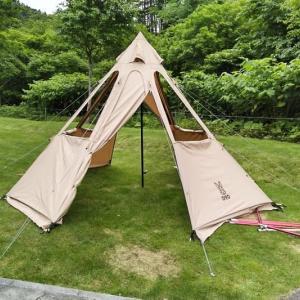 2020年 初キャンプ