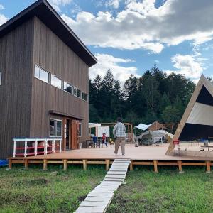 白老遠征キャンプ の巻