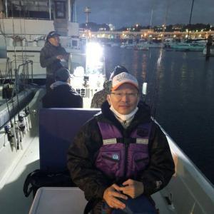 東京湾ボートシーバス、コノシロパターン!