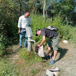 インド釣査290   自己記録更新と初魚
