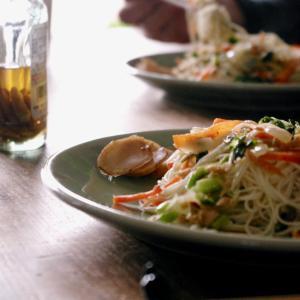 生姜と唐辛子