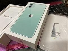 ガラケーから~iPhone11
