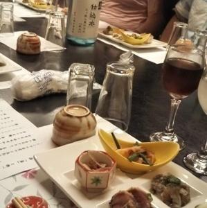 鶴べの利き酒会