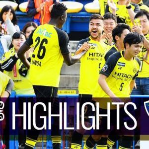 久しぶりの勝利 2019 JリーグDiv.2 第13節 vs 徳島ヴォルティス
