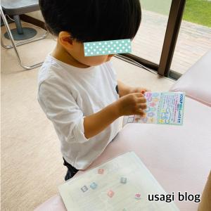 インフル予防接種デビュー!2歳児の反応やいかに。