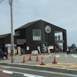近畿・道の駅 くしもと橋杭岩(くしもとはしぐいいわ)和歌山県
