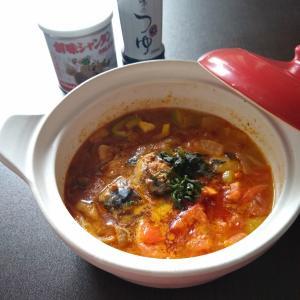 中華だけじゃない シャンタン サバ缶トムヤムスープ
