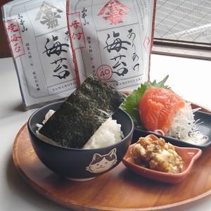 海の野菜と言われるくらい栄養豊富 ありあけ海苔スタンド袋