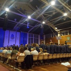 オーストラリア 卒業式