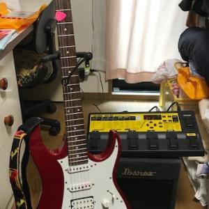 エレキ・ギターの面白さ(^o^)v