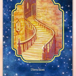 9/27本日のカード(階段)と過ごすコツとアロマ