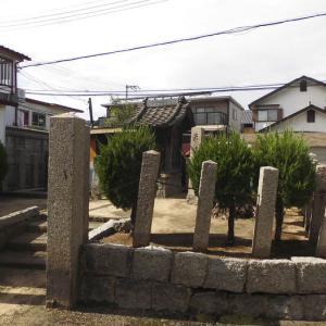 天津神社 -吹田市岸部南-