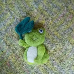 平面カエルの。。。