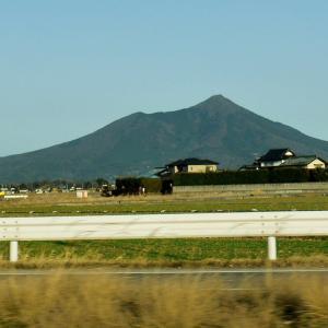 筑波山へドライブ