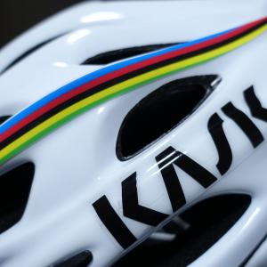 newヘルメット購入!KASK MOJITO