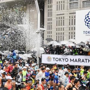 東京マラソンの一般参加取りやめに思うこと~今日は雪の特異日