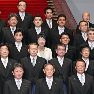 菅内閣の新閣僚・坂本哲志大臣の走力に期待~今日はキュートな日