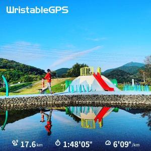17km自撮りジョグとスポーツイベントの安全性~今日はいい夫婦の日
