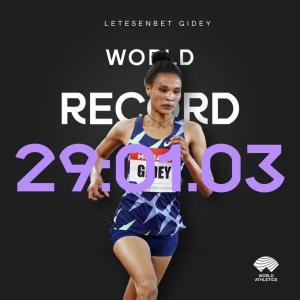 女子1万mの世界記録がヤバい~今日はミルクキャラメルの日