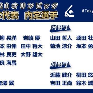 巨人ファン目線から見た野球の日本代表選考~今日はおまわりさんの日