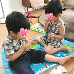 3歳間近。双子の断乳【一日目】