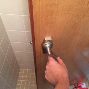 室内ドア 修繕