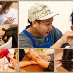 【ハノイ】手から手へ、出逢いが繋がる美容室『Hair salon te to te.』