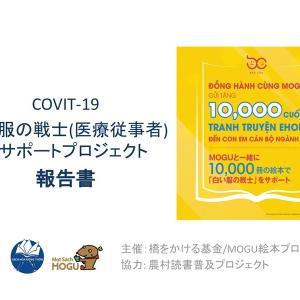 COVIT-19 白い服の戦士(医療従事者)をサポートプロジェクト報告書