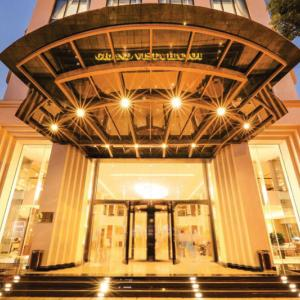 【ハノイ】トップクラスの高級ビジネスホテル『Grand Vista Hanoi』