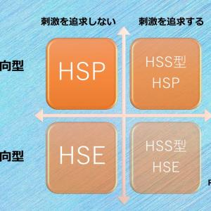 社交的HSPであるHSE