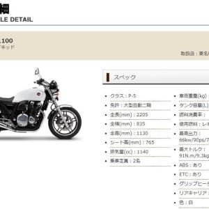 久々の泊まりでツーリング with CB1100 ...中止