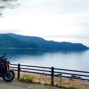 GSX-S1000で行く。秋の福島ツーリング -DAY1-