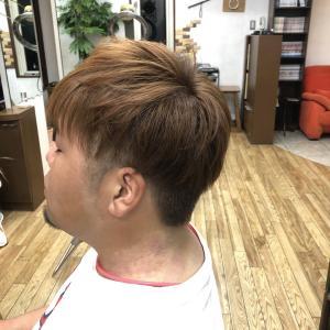 理にかなったヘアスタイル(^_-)-☆