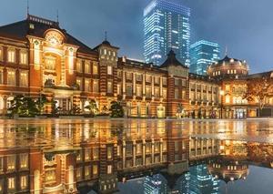 東京駅へ①