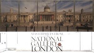 ロンドン・ナショナル・ギャラリー展に行ってきました。