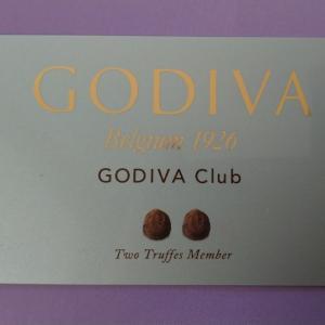 ゴディバの新作チョコレート