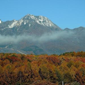 妙高山  新潟へ