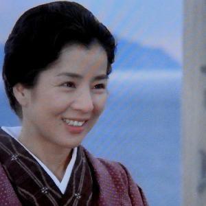 最後に見る笑顔    映画「海峡」